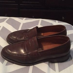 J. Crew Ludlow Penny Loafers